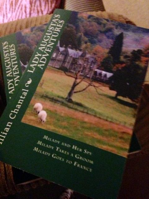 paperback Augusta